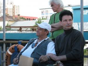 Corneliu Antoniu si Vasile Spiridon